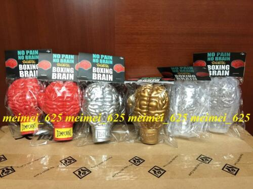 Ron English x Toyqube 2017 Boxing Brain Series #1 Vinyl Full Set 6pcs 4.75/""