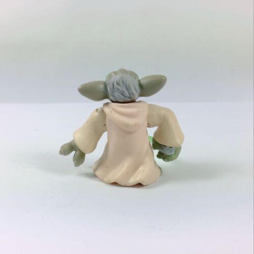 Playskool Star Wars Galactic Heroes Jedi Force Yoda /& Luke Skywalker
