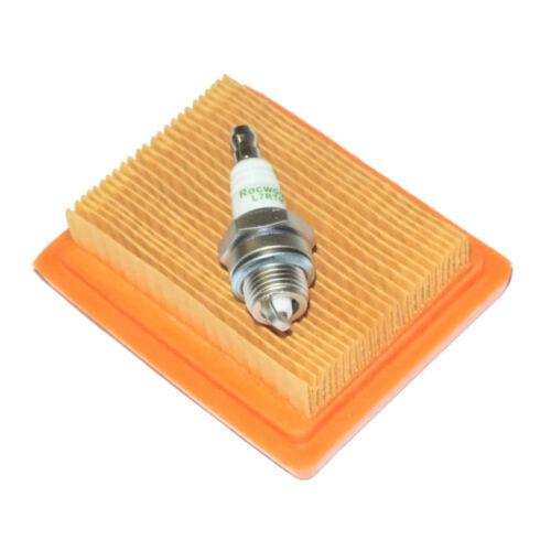 Fuel Line Air Filter Spark Plug Kit for STIHL FS 120 200 250 300 350 400 450