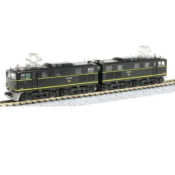 Kato 3005-1 Electric Locomotive EH10 - N