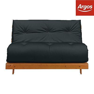 Argos Home Tosa 2 Seater Futon Sofa Bed
