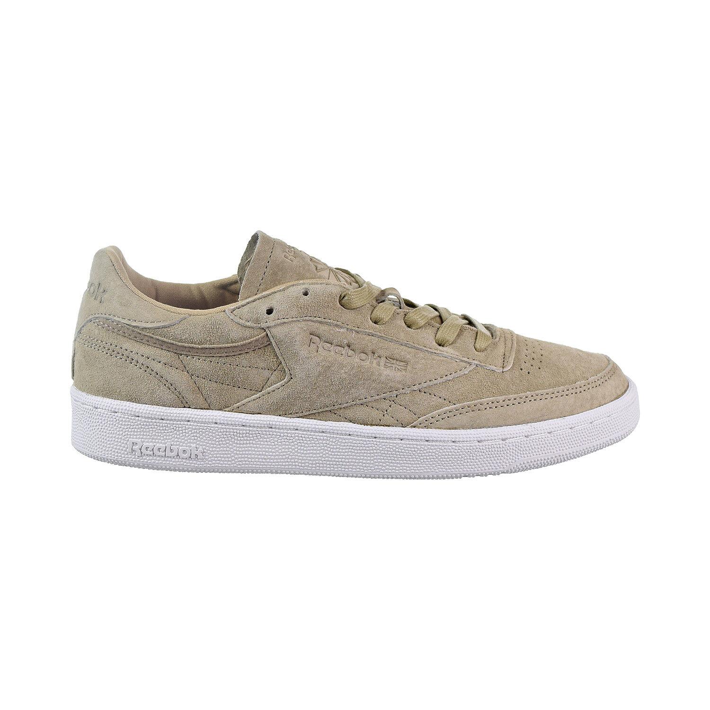 Reebok Club C 85 LST Men's shoes Oatmeal Driftwood  White BD1897