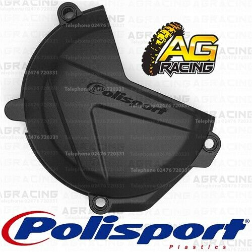research.unir.net Polisport Black Clutch Cover Protector For ...