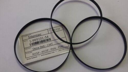 Intermec Timing Belts Generic New 3-PAK - P//N: 1-995101-54 PX4i /& PX6i -