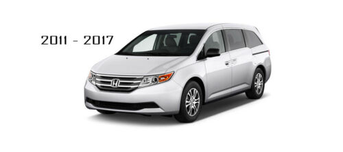Fits R SIDE OR L 2011-2018 Odyssey Sliding Door Cable REPAIR PACKAGE