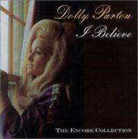 Dolly Parton - I Believe [new Cd]