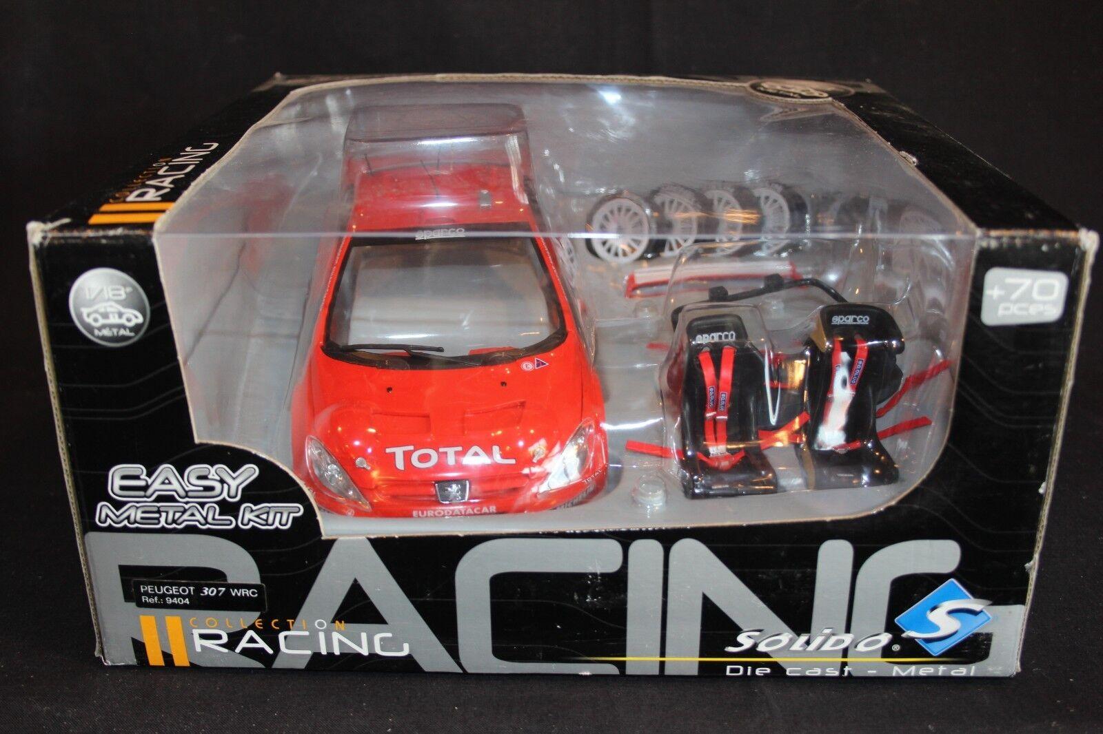 Solido kit Peugeot 307 WRC 2004 1 18  5    6