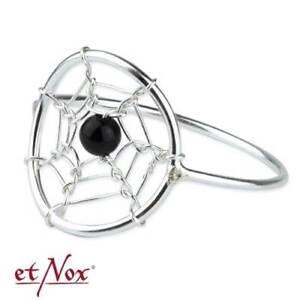 Echt-etNox-Traumfaenger-Ring-925er-Silber-Symbol-Schmuck-Neu