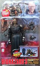 Resident Evil Tyrant Action Figure Biohazard 3 Moby Dick Series 8 w Nemesis Part