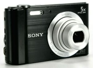 NEW-Sony-Cyber-Shot-DSC-W800-20-1MP-Digital-Camera-8GB-SD-Card
