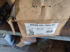 CM Columbus McKinnon Corporation Series 632 1//2Ton Max Hoist Trolley