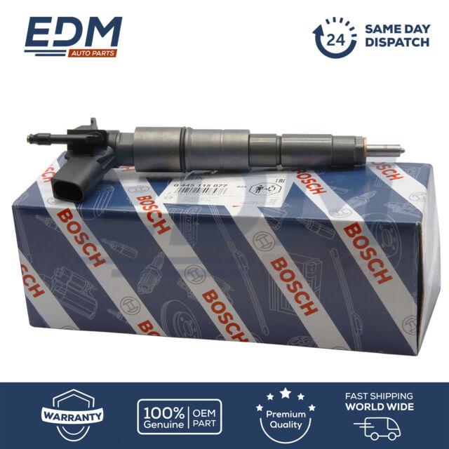 Bosch Inyector Diesel para BMW X3 E83 X5 E70 X6 E71 E72 13537808089 0445115077