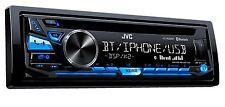 JVC KD-RD88BT Single-Din Car CD Receiver Bluetooth Stereo USB/AUX/Pandora/iPhone
