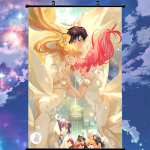 Sailor-Moon-Chibi-Usa-Cute-Home-Decor-Poster-Wall-Scroll-Paintings-60cm-40cm