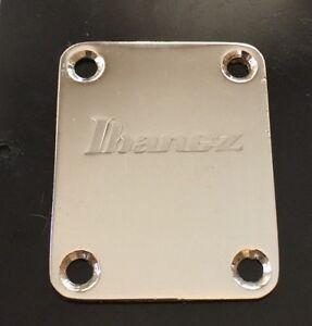 1999 Ibanez Gax70 Guitare électrique Original Logo Ibanez Cou Plaque-afficher Le Titre D'origine
