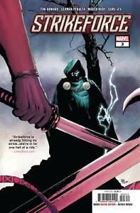 STRIKEFORCE-1-2-3-Marvel-Comics-Select-Option-NM-Books-TINI-HOWARD