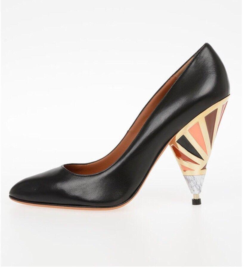 ordinare on-line  1000 New New New Givenchy donna nero scarpe Ladies Heels Dimensione 8 US 38 EU  preferenziale