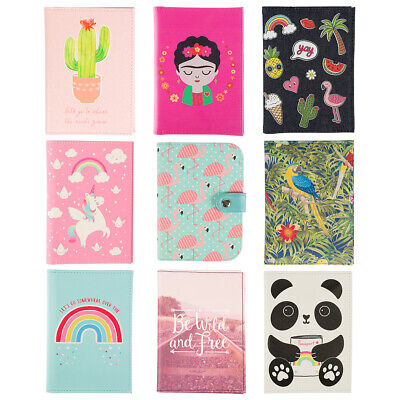 Sass /& Belle PARROT PARADISE  Passport Cover /& Luggage Tag Travel Set