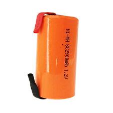 40 SubC Sub C 2900mAh NiMH Rechargeable Battery Tab O
