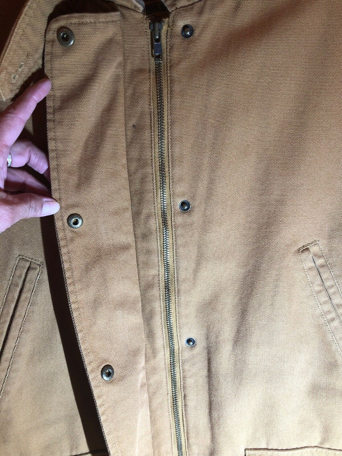 Cabela's Worlds Foremost Outfitter Zip Up Jacket … - image 6