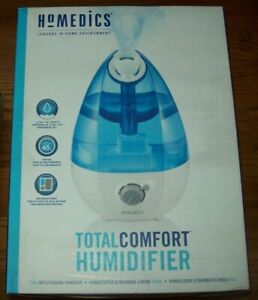 Details about HOMEDICS TotalComfort 1 Gallon Tabletop Cool Mist Humidifier UHE CM25D NEW