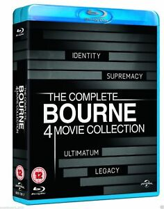 JASON-BOURNE-QUADRILOGY-COLLECTION-BOX-SET-All-4-MOVIE-FILM-BRAND-NEW-BLU-RAY