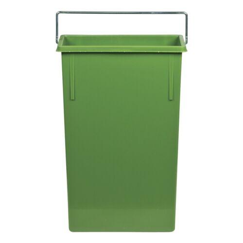 Inneneimer Mülleimer 7L Original Hailo 1080989 grün Einbau-Abfallsammlersystem
