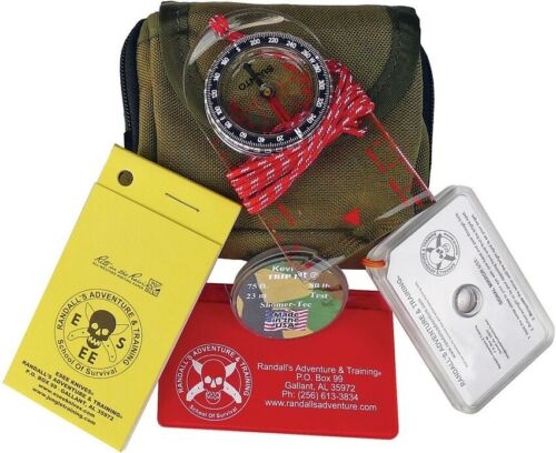 ESEE--Pocket Survival Kit OD Pouch