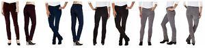 NEW-Calvin-Klein-Ladies-039-Ultimate-Skinny-Corduroy-Pants-VARIETY