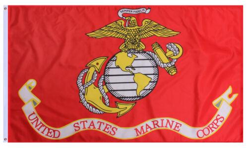 Usmc Marines Flagge Marine Corps Hergestellt in den USA Flagge rothco 1459