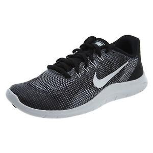 07e5a040b0 Nike Big Kids Flex 2018 RN Running Shoes AH3438-001 5.5Y ...