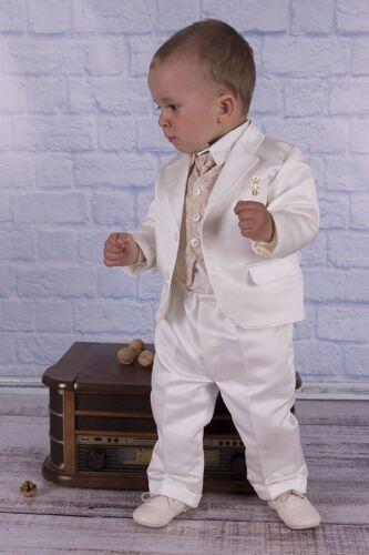 Kinderanzug Taufanzug Festanzug Babyanzug Anzug Taufgewand Taufe Hochzeit Neu