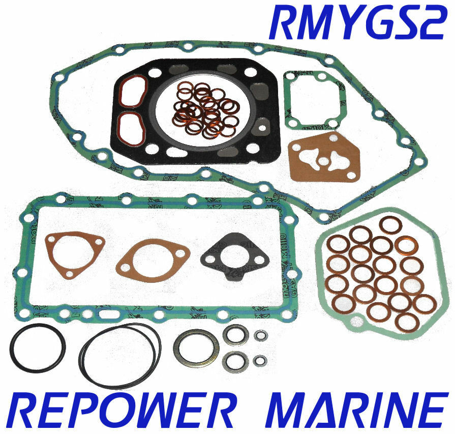 Umbau Dichtung Set für Yanmar Yanmar Yanmar 1GM10 Marine Diesel Ersatz :728171-92601 a74541
