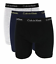 New-in-Box-Two-Pack-Men-039-s-Calvin-Klein-Cotton-Boxer-Brief-Boxers-100-Cotton thumbnail 1