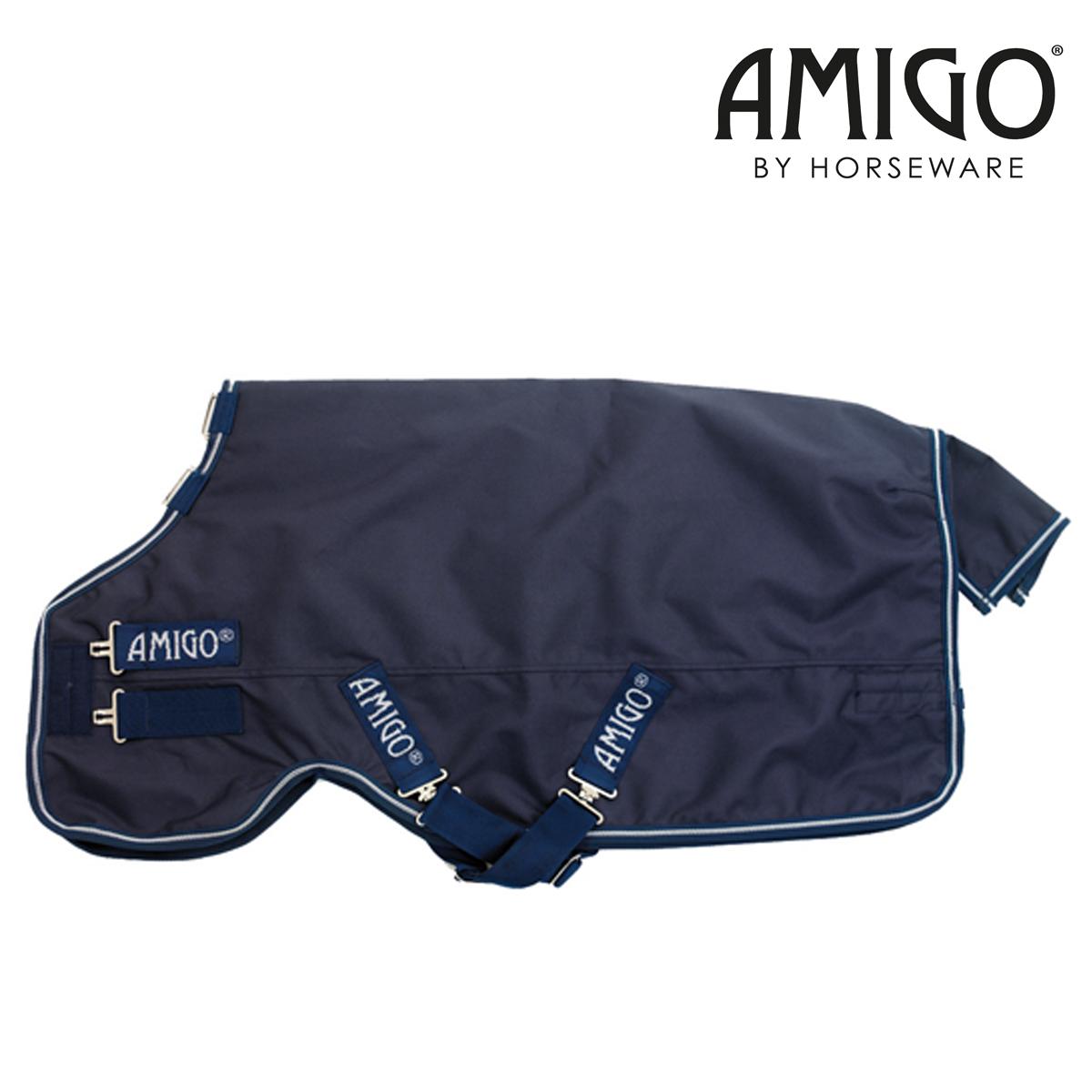 Horseware Amigo Bravo 12 Heavy Turnout Rug -  FREE UK SHIPPING