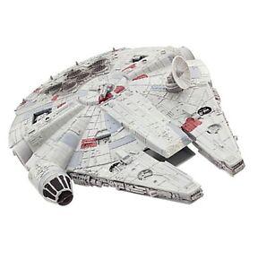 Disney-Store-Star-Wars-Force-Awakens-Millennium-Falcon-Die-Cast-Vehicle-Ship-NIB