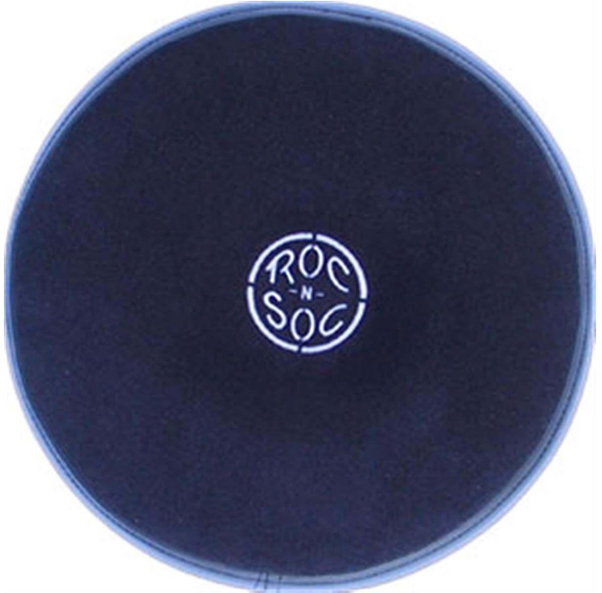 Roc-n-Soc Rundsitz - Blau Drumhocker Schlagzeug Hocker