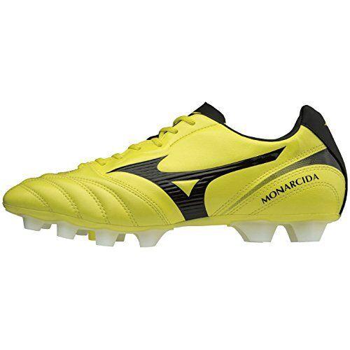 MIZUNO Soccer Spike scarpe MONARCIDA 2 SW MD P1GA1822 giallo US1028cm
