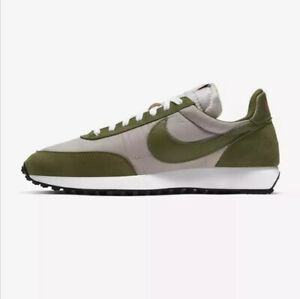 Nike-Air-Vento-in-coda-79-Pumice-Verde-Bianco-Arancione-487754-204-UK-11-5