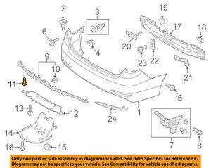 Front Ceramic Brake Pads For Kia Forte Hyundai Elantra GT 11 12 13 14 15 16-18