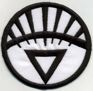3-5-034-White-Lantern-Corps-Classic-Style-Embroidered-Iron-on-Patch