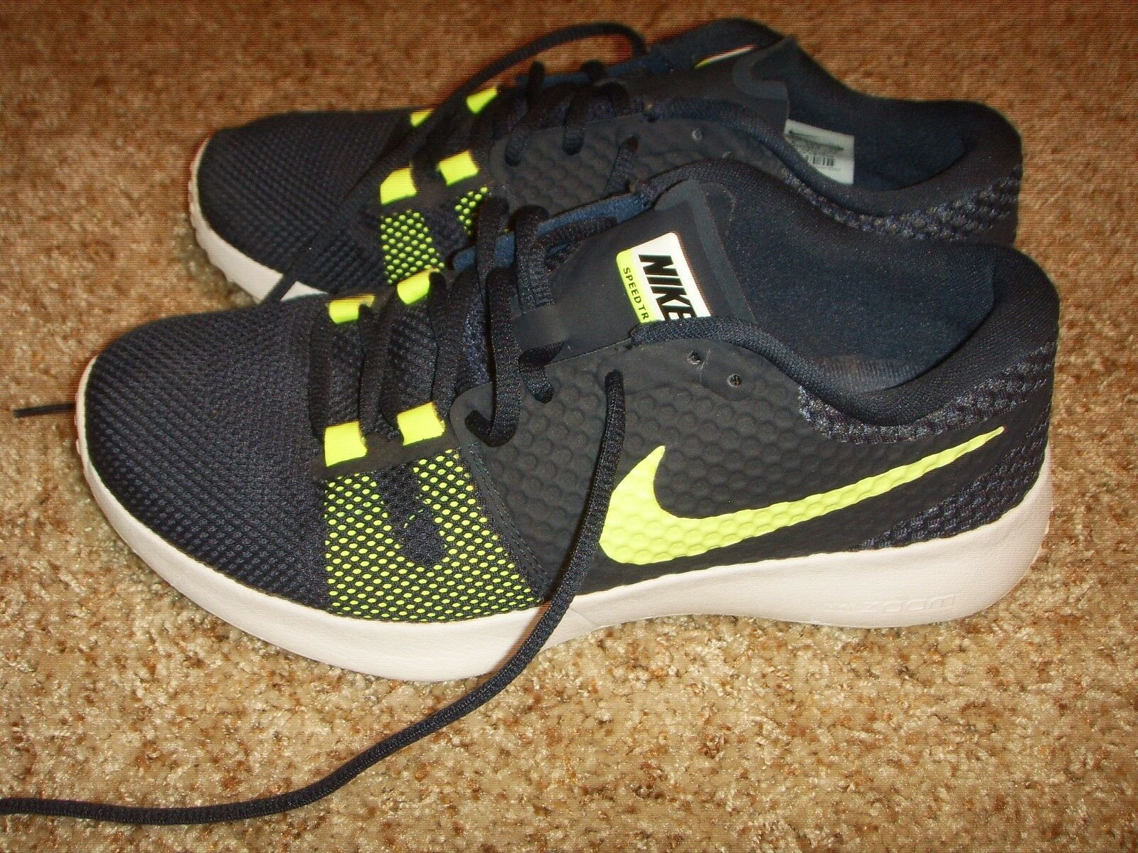 NIKE ZOOM SPEED TR2 TRAINING SHOES 684621-471 Mens Size 9