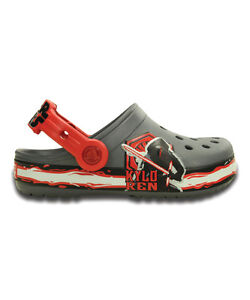 05c86f375ce2ff New Kids  Crocs Star Wars Kylo Ren Clog Boys Shoes SZ 6 7 8 9 10 11 ...
