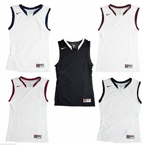 4ba3b8dfec9 Nike Men's Team Enferno Basketball Jersey Sleeveless Tank Shirt ...