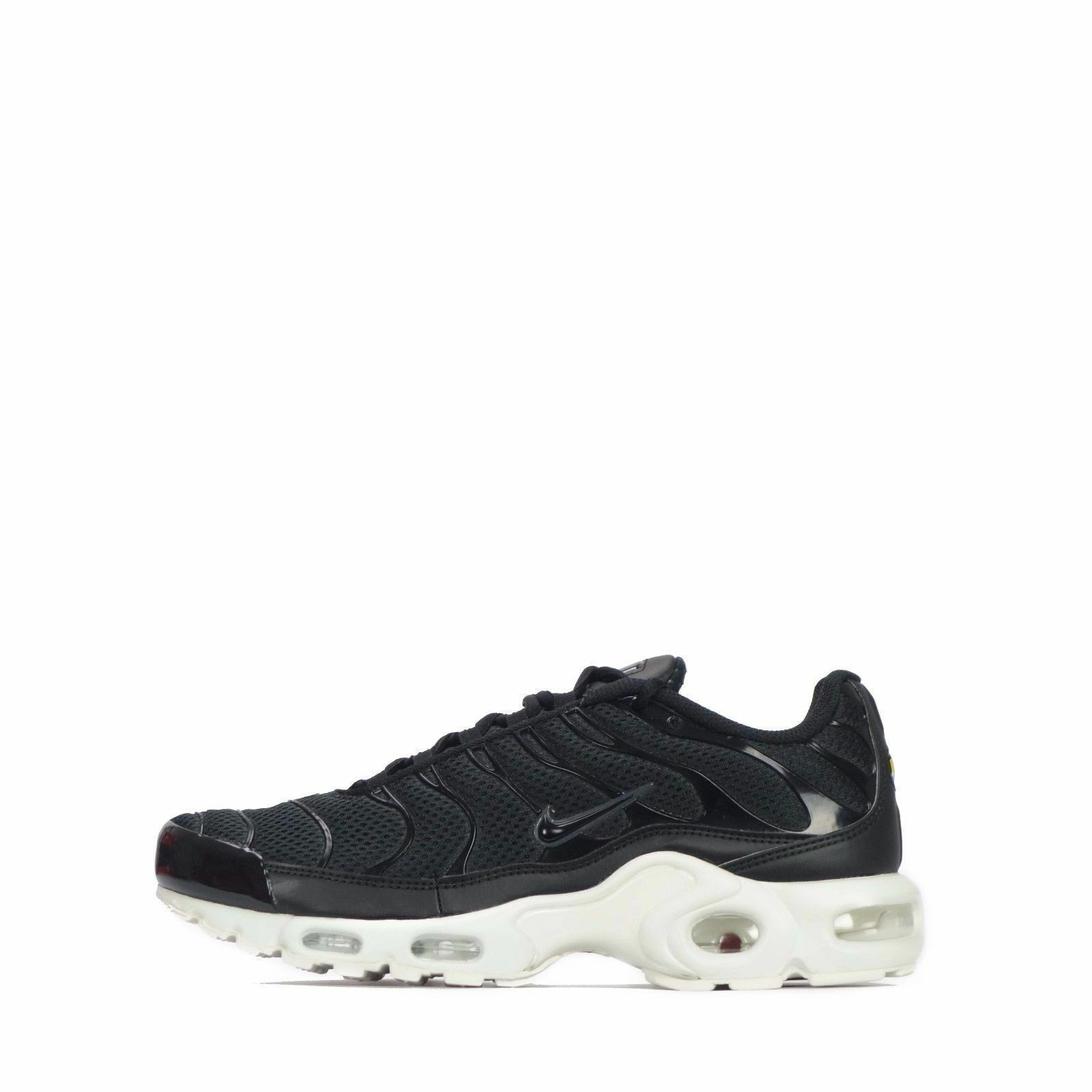 Nike Air Max Plus BR TN Tuned Running shoes Black Summit White SZ 12 898014-001
