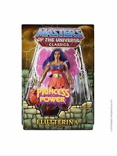 He-man Motu Masters of the Universe Classics Flutterina  Action Figure