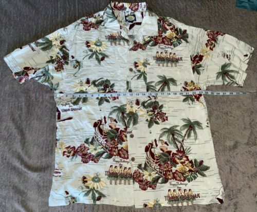 VTG Tommy Bahama 50s Look Rayon Christmas Hawaiian