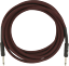 Genuine-Fender-Professional-Series-Guitar-Instrument-Cable-RED-TWEED-15-039-ft thumbnail 2