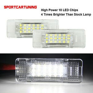 BMW E53 E52 X5 Z8 LIGHTING LUGGAGE COMPARTMENT INTERIOR LIGHT TRUNK LID LAMP