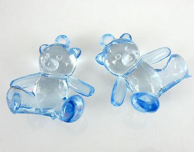 breloque mini tétine PVC décoration baptême baby shower bijoux pendentifs 10pcs